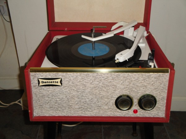 Dansette record player